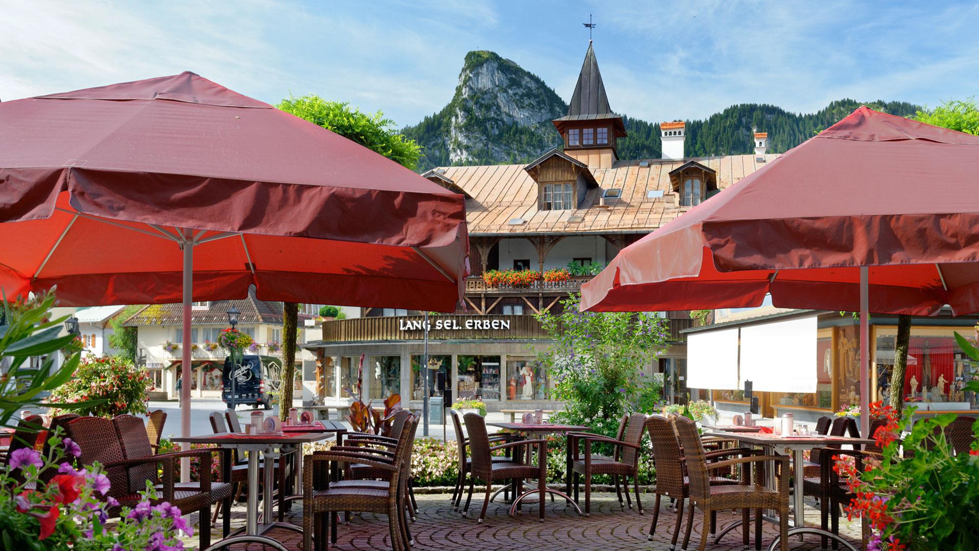 Alte Post Hotel Restaurant